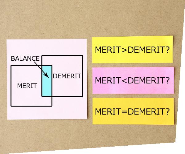 デザインのメリットデメリットを考え効率的に制作します。