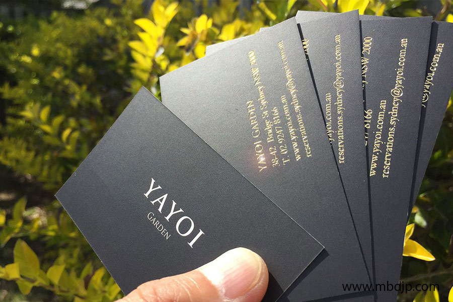 Yayoiショップカード