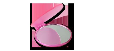 丸形コンパクトミラー鏡